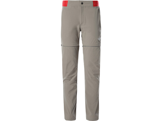 The North Face Speedlight Convertible Pants Women, mineral grey